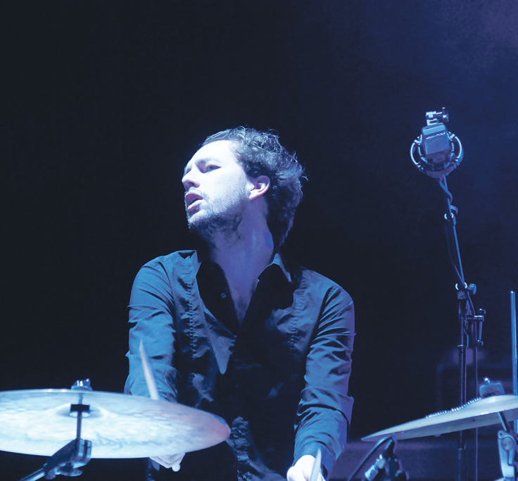 Gard Nilssen (foto: Jan Granlie/Jazznytt)