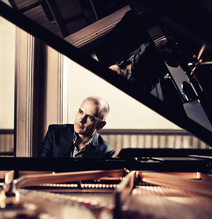 Tord Gustavsen (foto: Hans Fredrik Asbjørnsen/ECM Records)