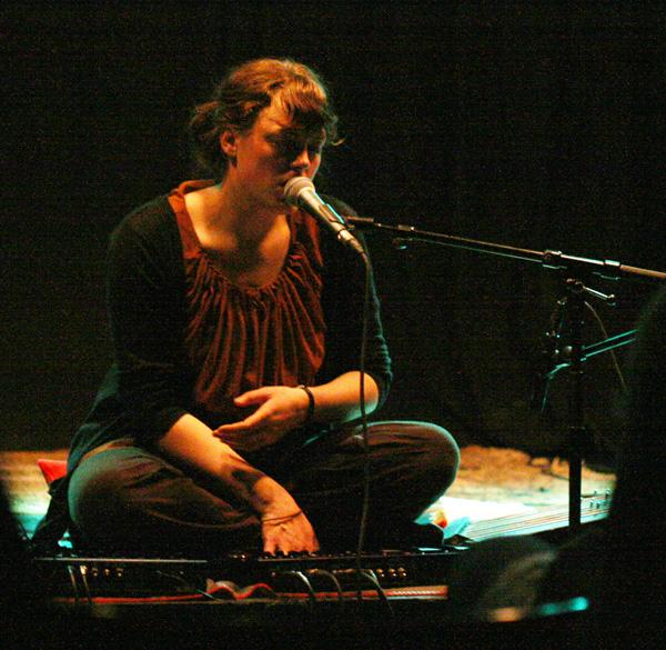 Mari Kvien Brunvoll (foto:Pål Buset)