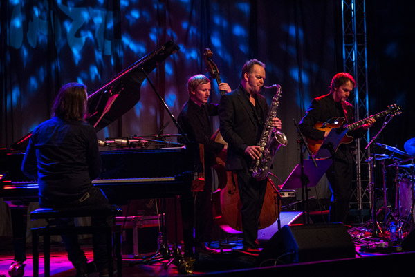 Karl Seglem med Eple Trio og Gisle Torvik