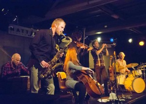 Christian Wallumrød Ensemble (foto: Terje Mosnes)