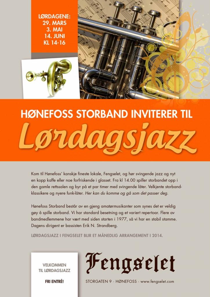 Lørdagsjazz på Fengselet - Jazz i Norge e49dedd13f2dc