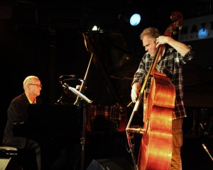 Jon Balke og Anders Jormin (foto: Svein Magnus Furu)
