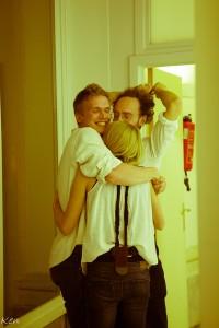 Den finske trioen Mopo mener de fikk mye igjen for sin deltagelse i YNJC i 2011. (pressefoto: Ken-Aelbrecht)