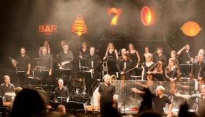 Jaga Jazzist og Britten Sinfonia på Rockefeller (foto: Pio Rasch-Halvorsen)