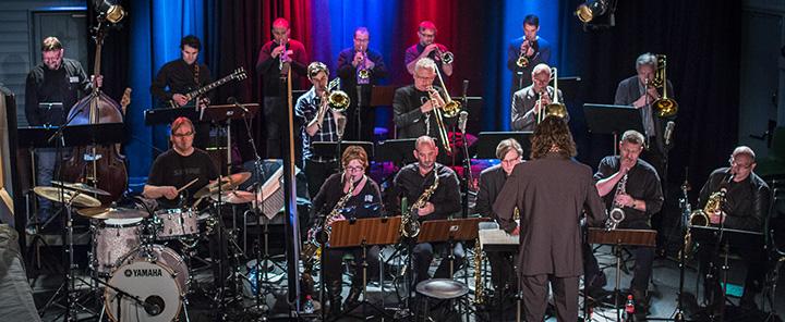 Tribute to Buddy Rich. Sandvika storband med Erik Smith. - Jazz i Norge a1ed3817e075e