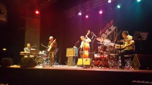 Quartet Aliance Francais_med Thomas Winther Andersen (foto: Madajazzcar)