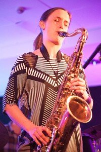 Hanna Paulsberg (foto: Eirik Åsheim/Vossa Jazz)