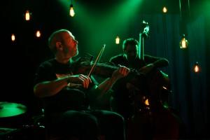 Nils Økland (foto: Vossa Jazz/Sverre Drønen)