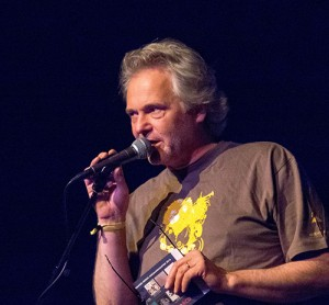 Nattjazz-sjef Jon Skjerdal (foto: Terje Mosnes)