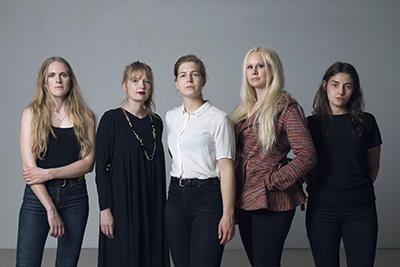 Susanna lagar Tingingsverket til Vossa Jazz - Jazz i Norge