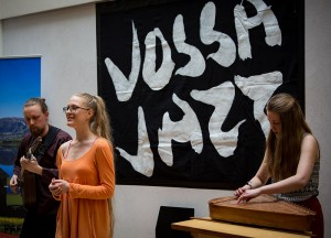 Ilmoi i Voss Sparebank (foto: Runhild Heggem/Vossa Jazz)