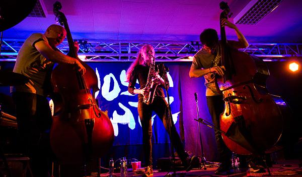 Mette Rasmussen Quintet (foto: Runhild Heggem/Vossa Jazz)