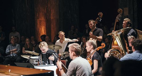 Foto: Anne Valeur / nyMusikk