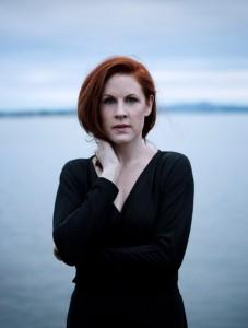 Anja Skybakmoen,  jazzsanger, komponist og bandleder, er vokallærer under årets Sommerkurs i jazzimprovisasjon. (pressefoto)