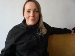 Festivalsjef Camilla Frantsen ser fram til festivalstart: - Det blir rett og slett helt sinnsykt fett på årets festival og vi gleder oss masse!  (foto: Tromsø Jazzfestival)
