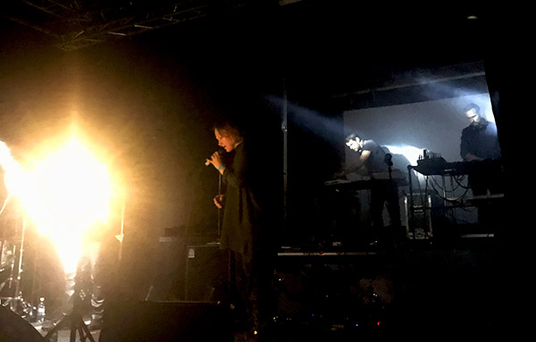 Live Remix: Anneli Drecker, Peter Baden og Ole Andreas Undhjem Hagelia (foto: Øyvind Skjerven Larsen)
