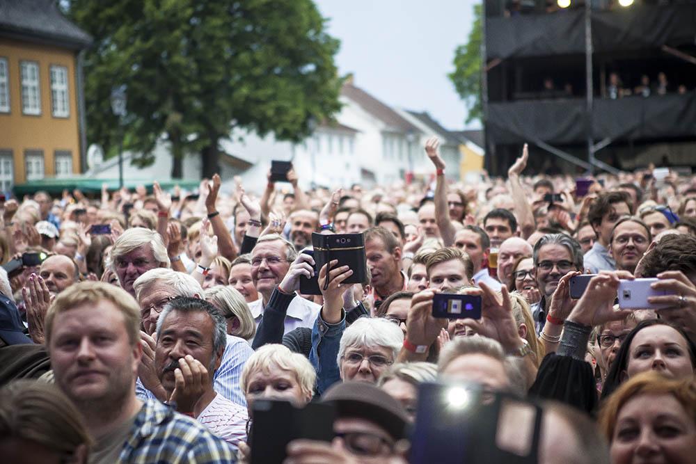 Europas neste jazzstjerne spiller på Kongsberg Jazzfestival 2018. Illustrasjonsfoto: Mats Even Omberg