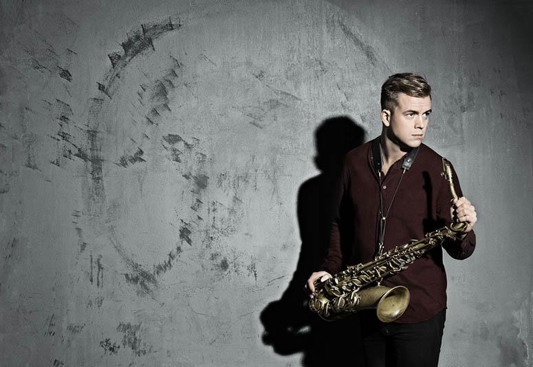 Marius Neset (pressefoto: Lisbeth Holton)