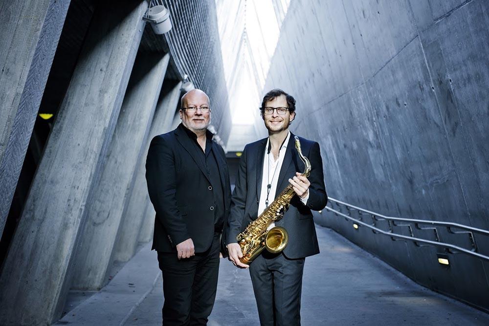 Terje Baugerød og Ola Asdahl Rokkones (pressefoto: Oda Hveem)