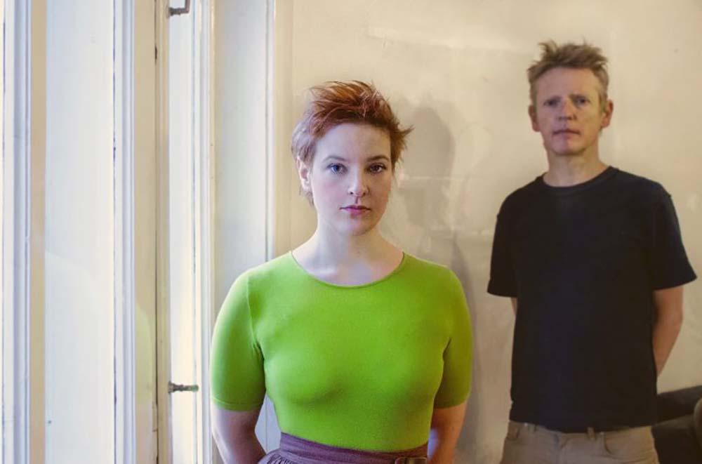 Duoen Denoise, som består av Klaus Filip og Agnes Hvizdalek, inviterer til