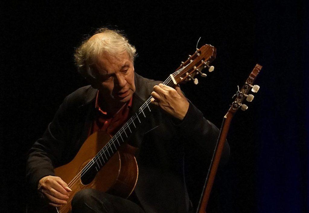 Ralph Towner (foto: Johnny Nordahl Prøis)
