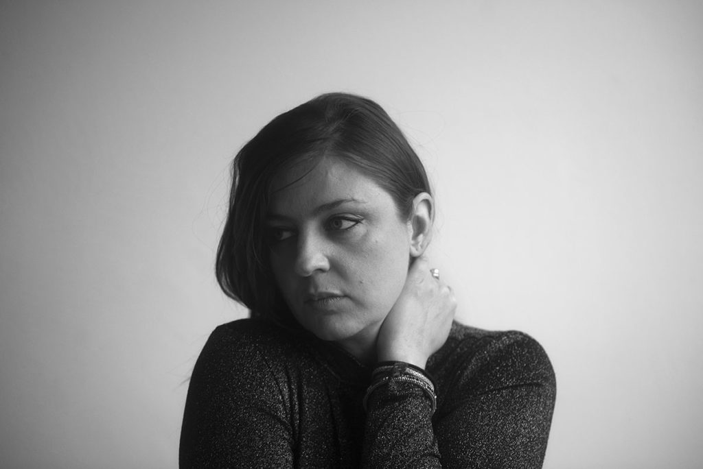 Kirsti Huke (pressefoto)