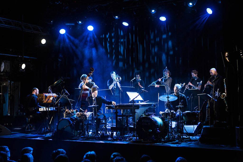 Trondheim Jazzorkester & Espen Reinertsen (Henrik Beck/nyMusikk)