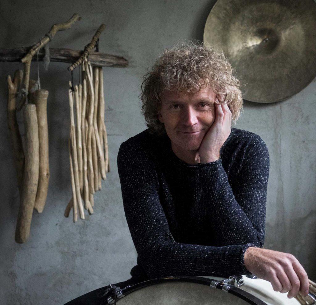 NY RUNDE: Terje Isungset er klar for en ny runde med Vossa Jazz-verket «Sildrande». Konserter og plateinnspilling står på programmet. Foto: Knut Bry.