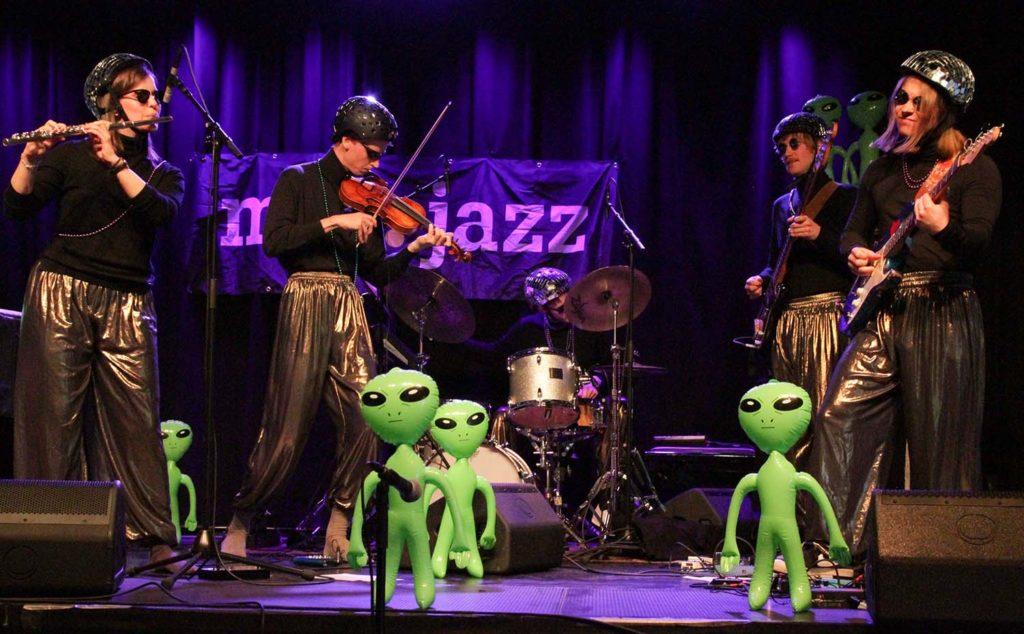 Billy Meier gikk videre fra Maijazz til finale på Moldejazz i Jazzintro 2018. (foto: VladimiR/Maijazz)
