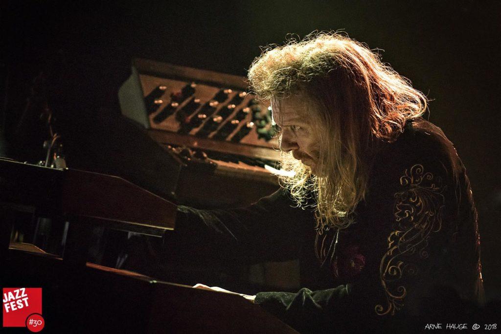 Ståle Storløkken (foto: Arne Hauge/Jazzfest)