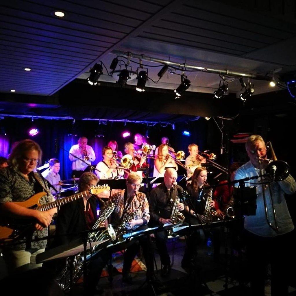 Vadsø storband. Foto: Ole Jørgen Reberg
