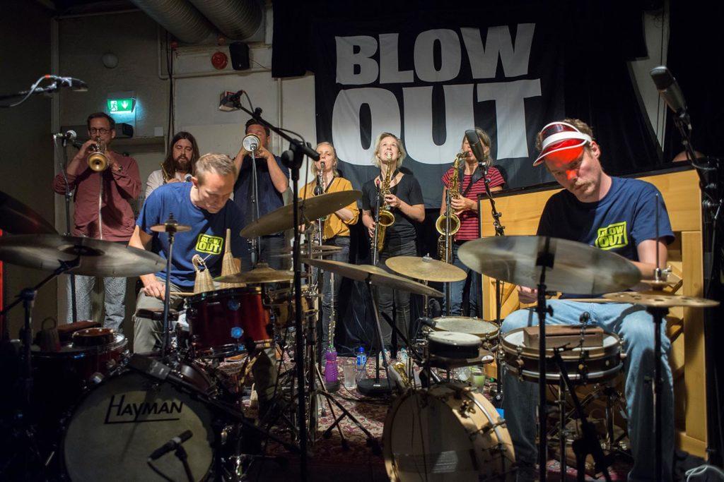 Pan-Scan Ensemble (foto: Dawid Laskowski/Blow Out)