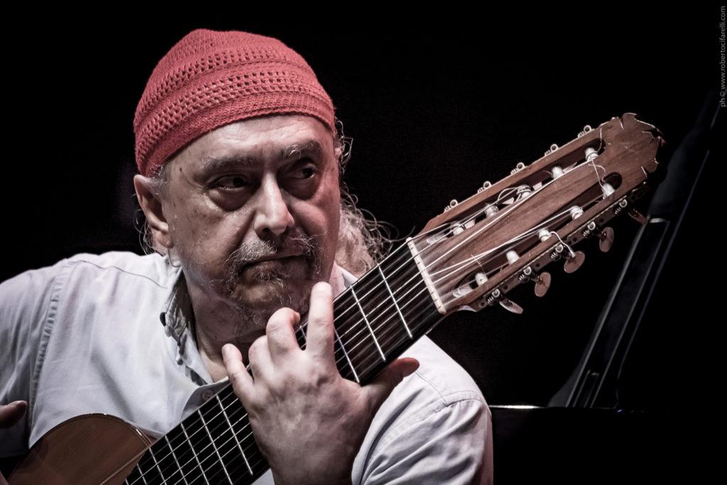 Egberto Gismonti © Roberto Cifarelli RSI