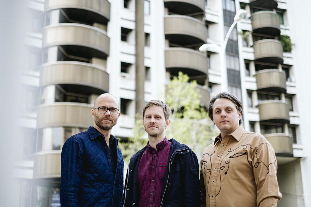 Ballrogg, fra venstre: David Stackenäs, Klaus Ellerhusen Holm og Roger Arntzen (foto: Vera Marmelo)