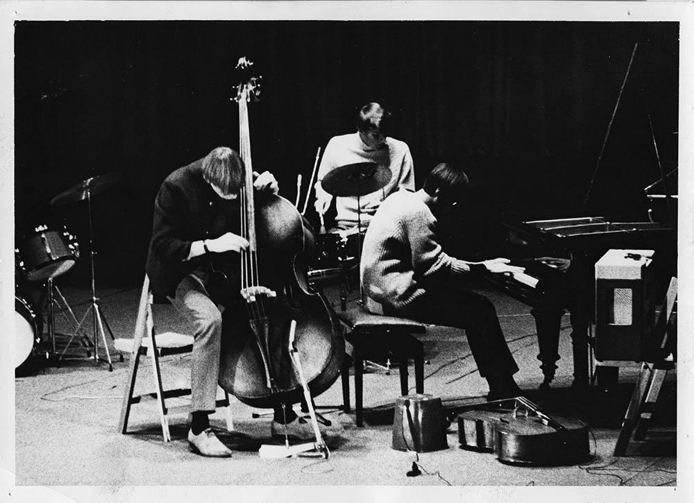 Svein Finnerud trio_foto Arthur Sand- utlånt fra Najonalbiblioteket
