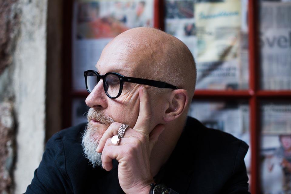 Lars Saabye Christensen (foto: Ida Thoresen)