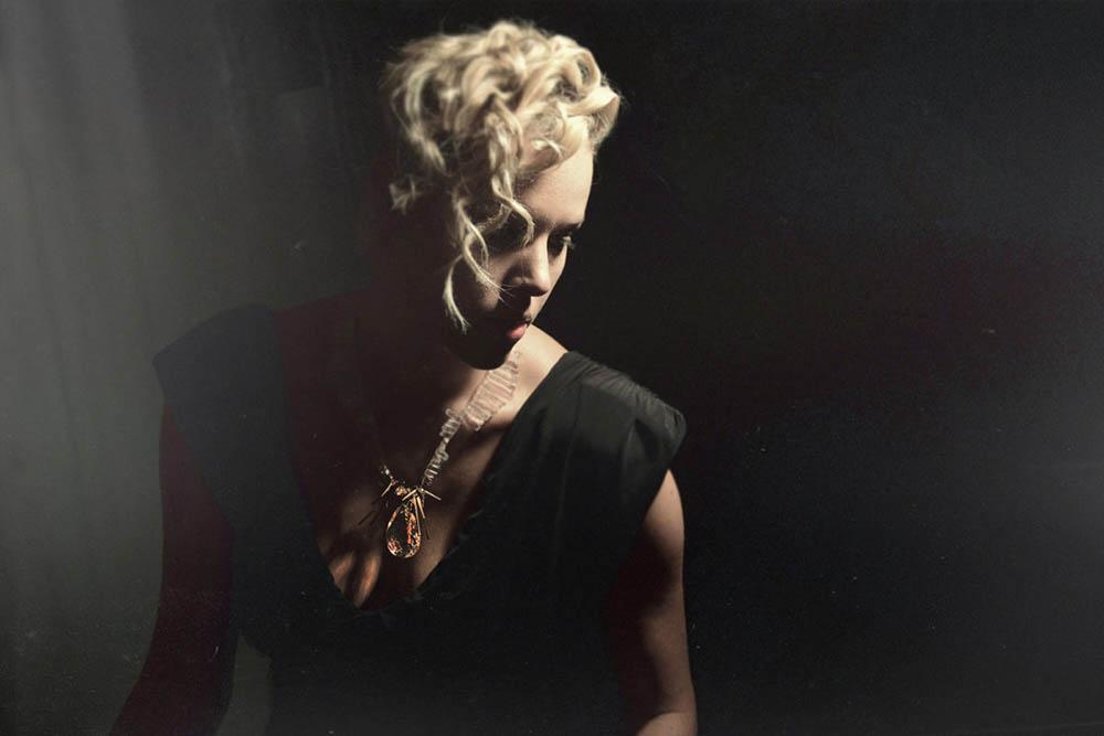 Hildegunn Gjerdrem har premiere på Voice on Voice under Maijazz 2019 (pressefoto: maijazz.no)