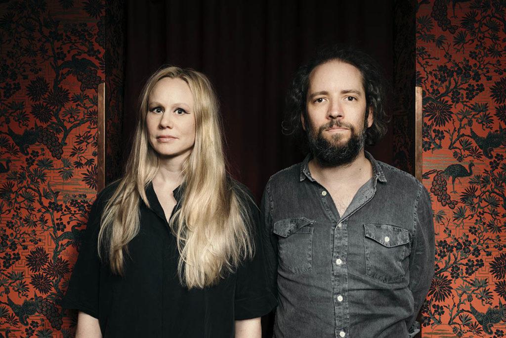 Susanna & David Wallumrød. Foto: Anne Valeur