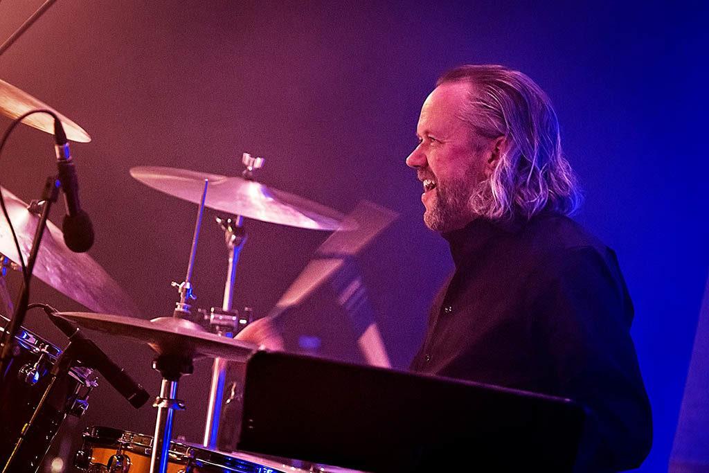 Ernst Wiggo Sandbakk, her fra Julejazzen 2018 i Trondheim. Foto: Arne Hauge.