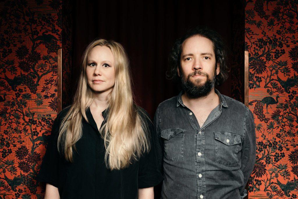 Susanna Wallumrød og David Wallumrød (foto: Anne Valeur)