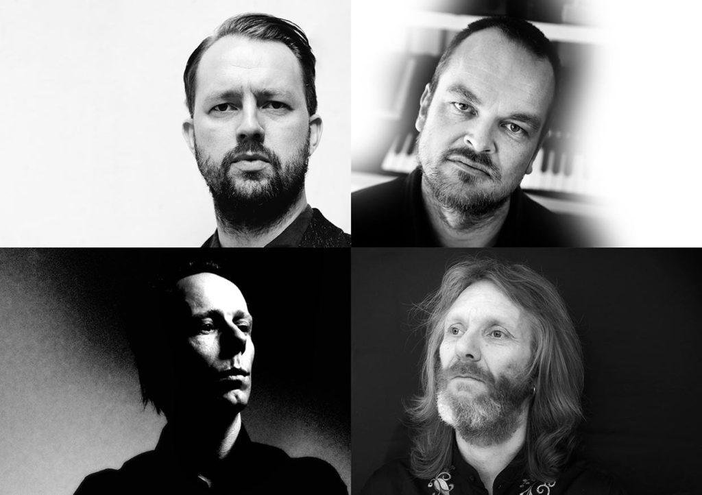Gard Nilssen, Morten Qvenild, Stian Westerhus og Ståle Storløkken. Foto: presse