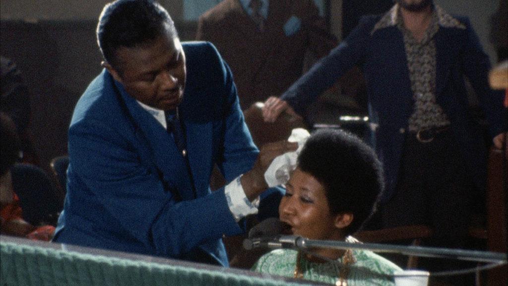Amazing Grace, konsertfilmen fra innspillingen av Aretha Franklins gospelklassiker fra '72, er blitt sett av så godt som 30.000 norske kinogjengere. Det må man kunne kalle et godværstegn.