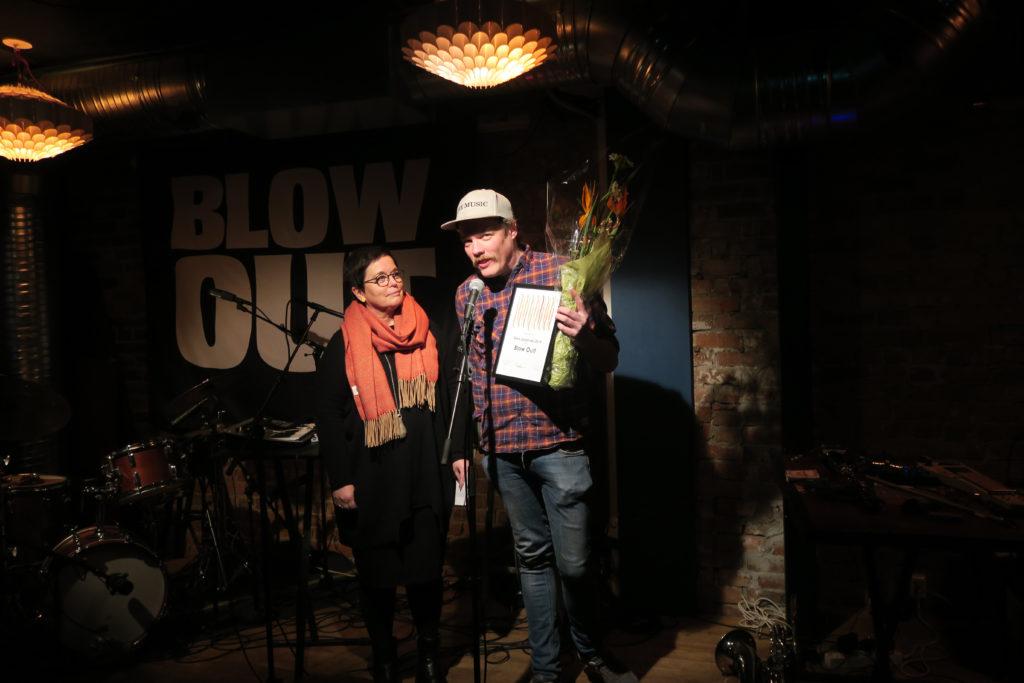 Blow Out! ble Årets jazzklubb i 2019. Nå skal deres etterfølger kåres. Foto: Tine Hvidsten