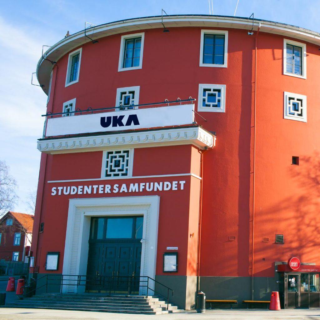 Studentersamfundet i Trondheim. Foto: UKA.no