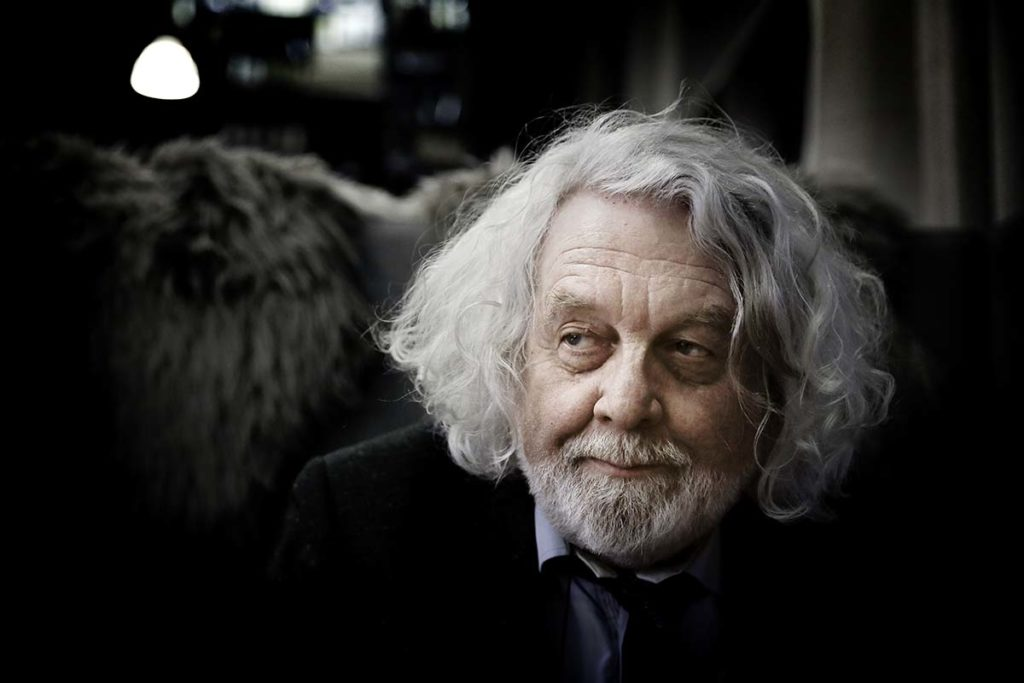 Edvard Hoem. Foto: Paal Audestad