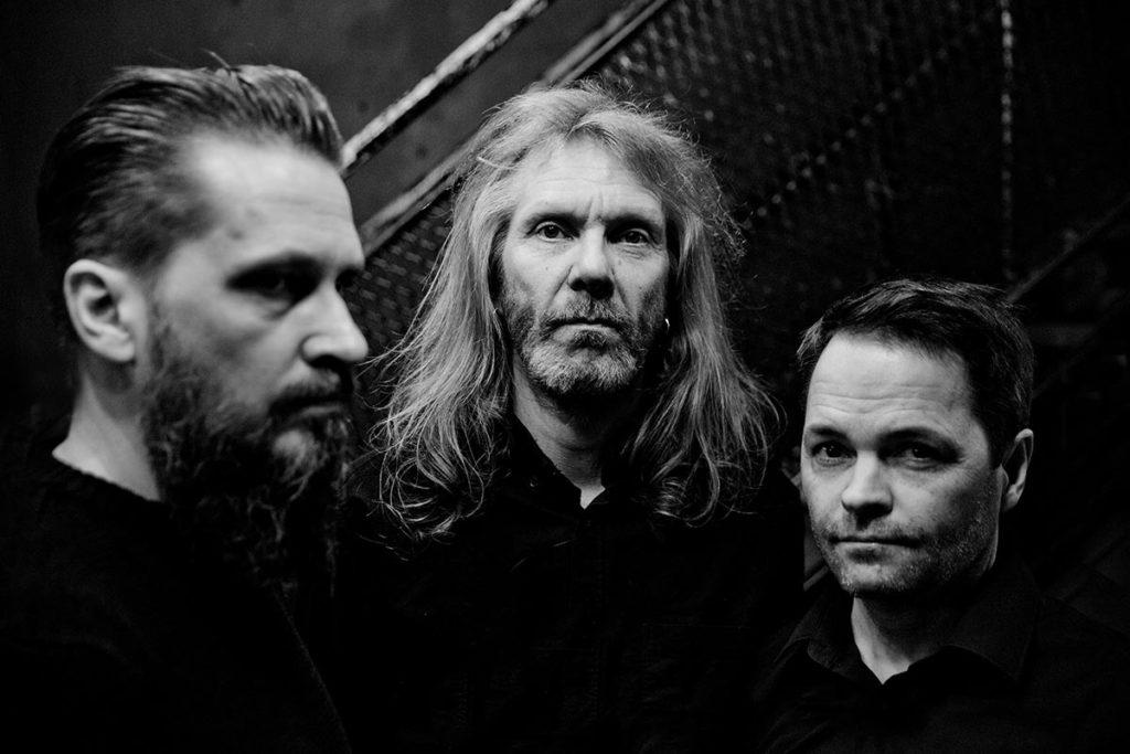 Supersilent, fra venstre: Helge Sten, Ståle Storløkken og Arve Henriksen. Foto: Paal Audestad