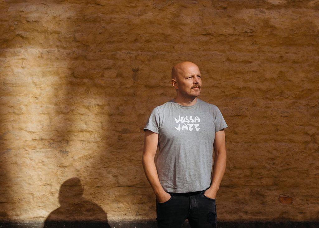 Tingingsverk-komponist 2020: Ingebrigt Håker Flaten. Foto: Signe Fuglesteg Luksengard