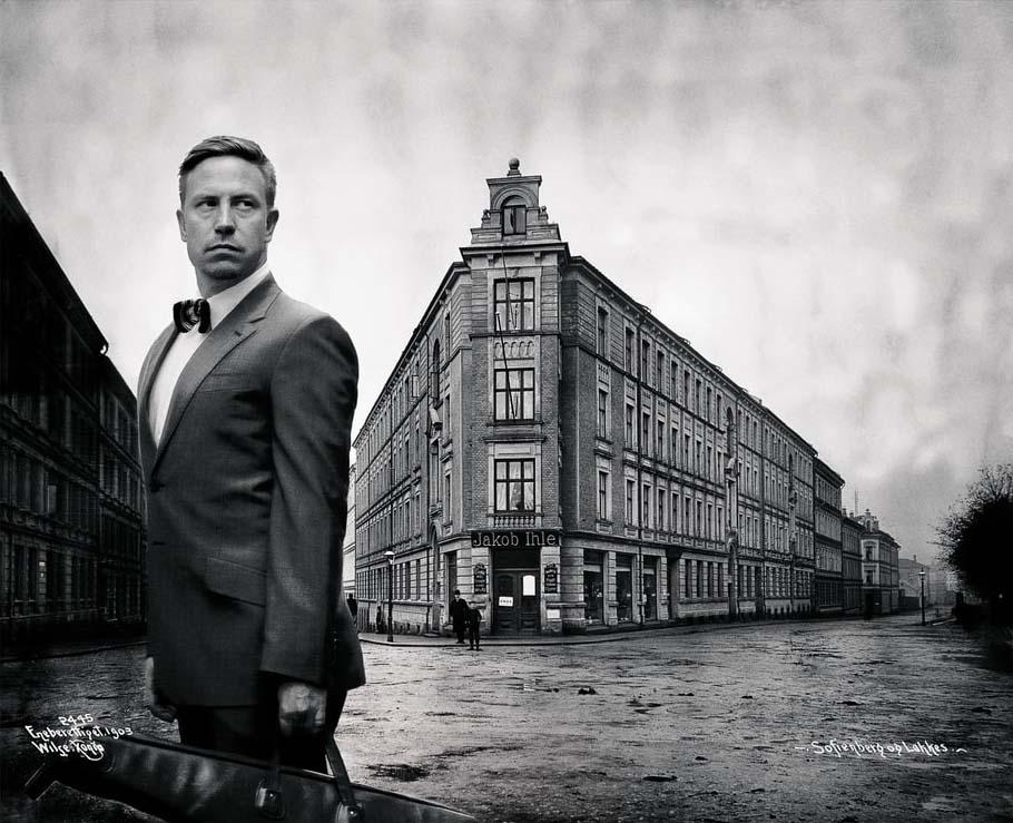 Håkon Kornstad spiller med Stavanger Symfoniorkester under Maijazz 2020. Foto: Erik Burås/STUDIO B13