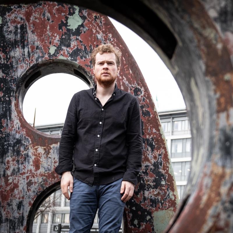 Bjørn Marius Hegge. Foto: Tore T. Sandbakken/Jazzfest